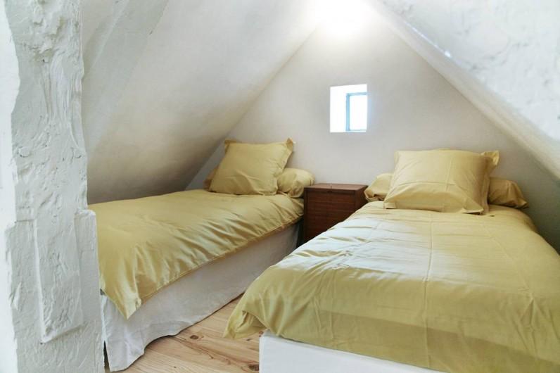 Location de vacances - Gîte à Miers - mezzanine chambre 570 deux lits de 90 x 190