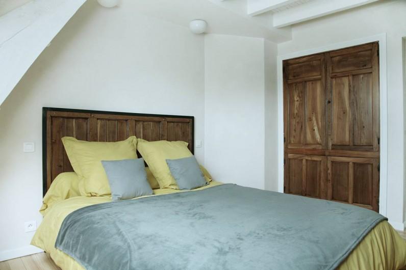 Location de vacances - Gîte à Miers - chambre 292 lit 160 x 200