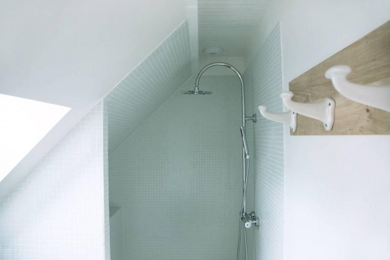 Location de vacances - Gîte à Miers - douche 570