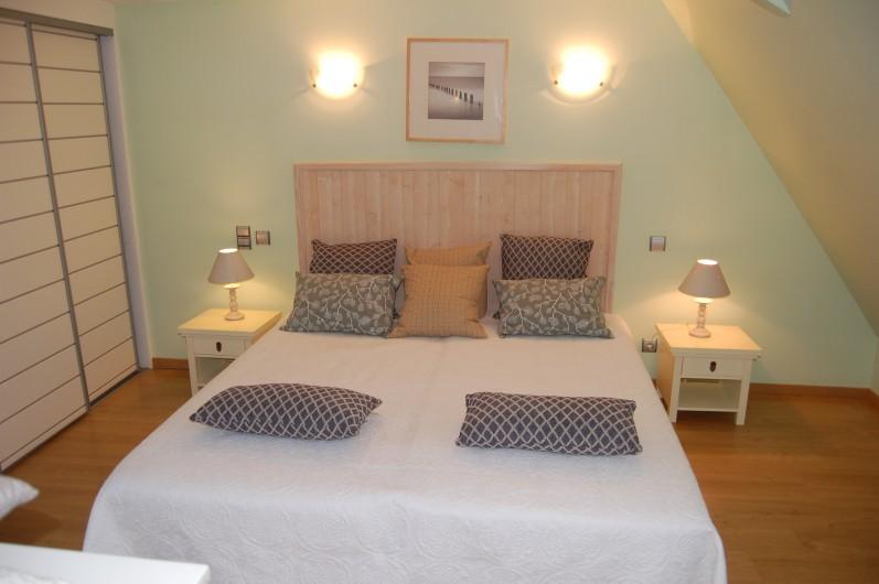 Location de vacances - Gîte à Saint-Médard-d'Excideuil - Chambre 2 gîte La Girouette