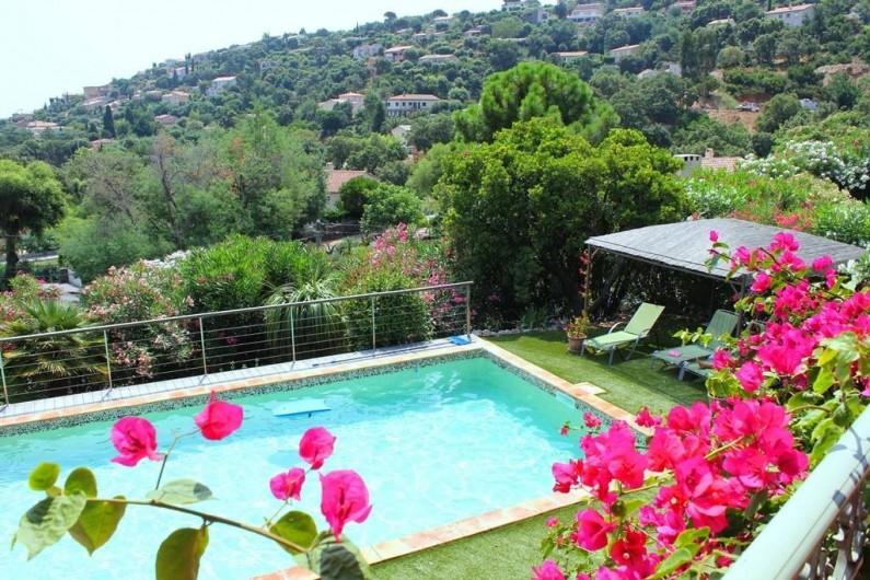 Location De Vacances - Villa à Cavalaire-sur-Mer - Vue Du 1er étage