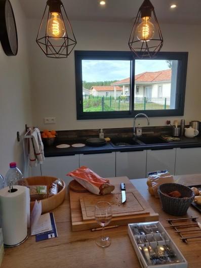 Location de vacances - Villa à Onesse-Laharie - CUISINE