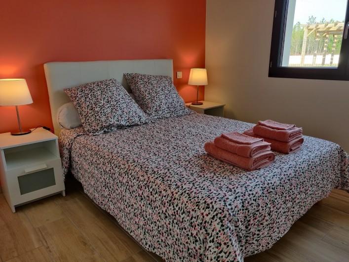 Location de vacances - Villa à Onesse-Laharie - CHAMBRE  NORD EST