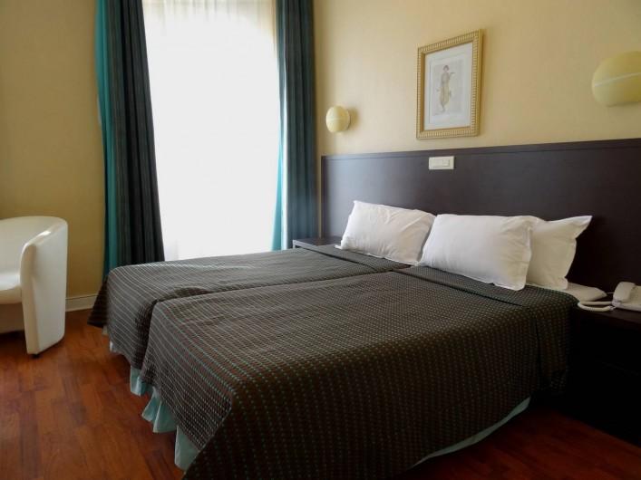 Location de vacances - Hôtel - Auberge à Nice - Chambre Superieure