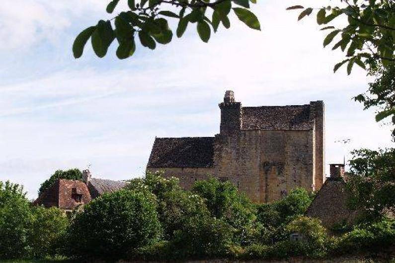 Location de vacances - Gîte à Sergeac - village Sergeac