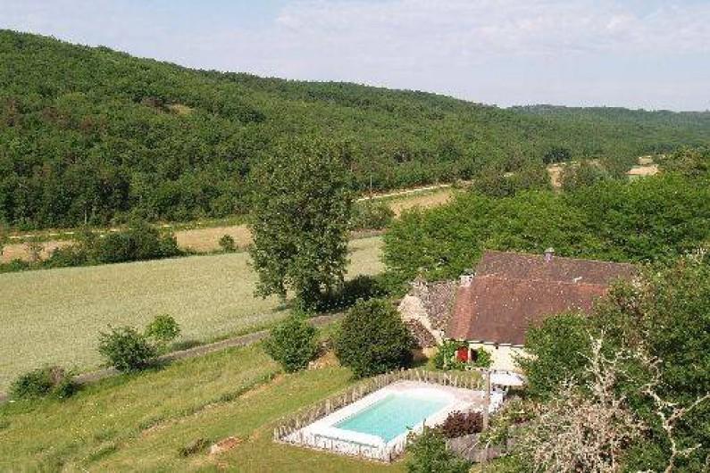 Location de vacances - Gîte à Sergeac