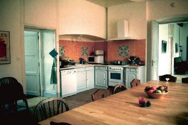 Location de vacances - Maison - Villa à Montagudet