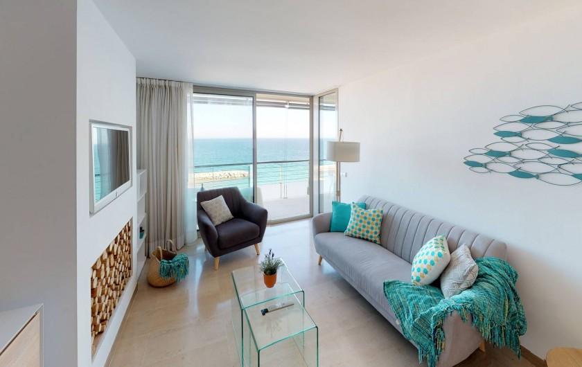 Location de vacances - Appartement à Sant Antoni de Calonge - séjour