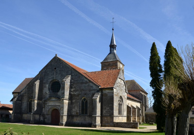 Location de vacances - Appartement à Ceffonds - L'église Saint-Rémy Ceffonds