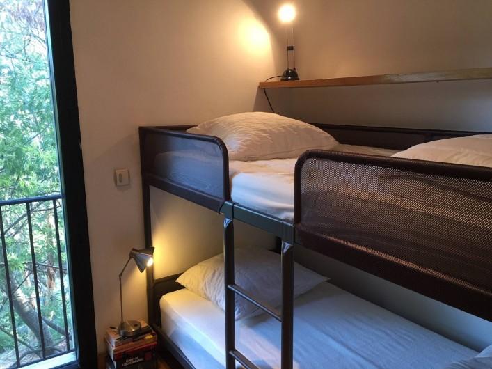 Location de vacances - Villa à Cannes - chambre 4