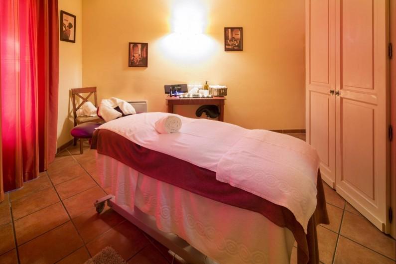 Location de vacances - Hôtel - Auberge à Deauville - Salle de Massages