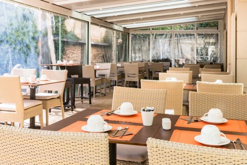 Location de vacances - Hôtel - Auberge à Deauville - Pergola