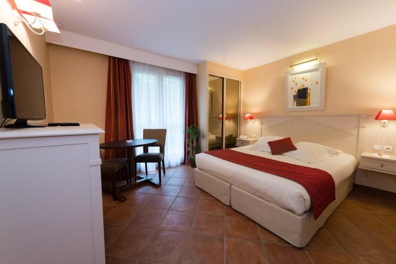 Location de vacances - Hôtel - Auberge à Deauville - Chambre Confort