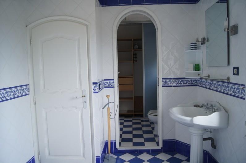Location de vacances - Villa à Vauvert - Salle de bains