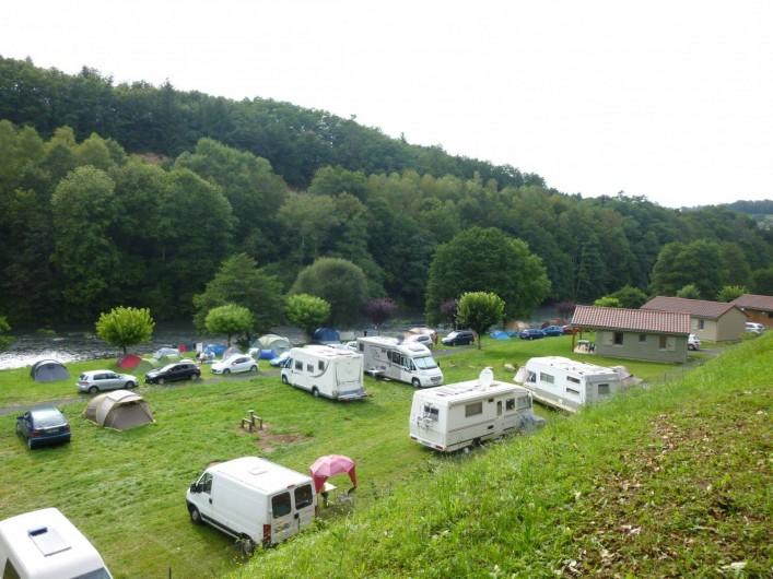 Location de vacances - Camping à Laroquebrou