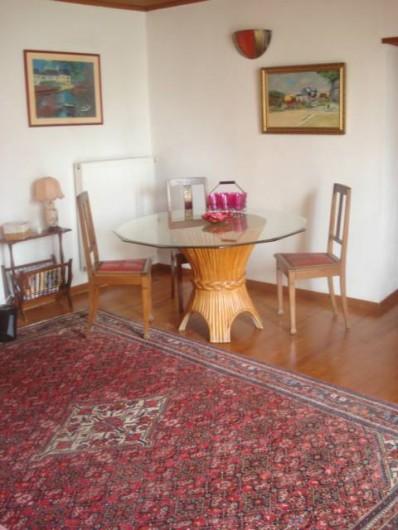 Location de vacances - Chambre d'hôtes à Cremps - la Haute Serre coin salon