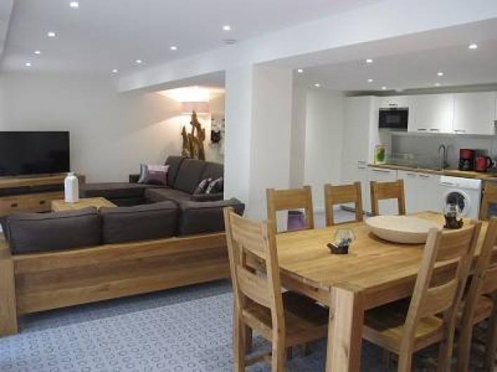 Location de vacances - Appartement à Nancroix