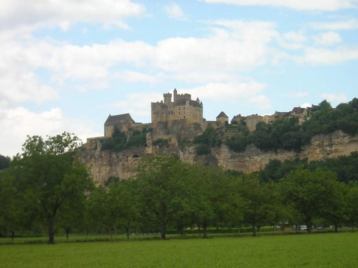 Location de vacances - Bungalow - Mobilhome à Le Buisson-de-Cadouin - Château de Beynac