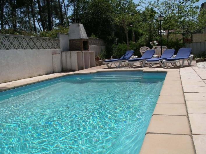 Villa Avec Piscine Privée À L'Escala Sur La Costa Brava En Espagne