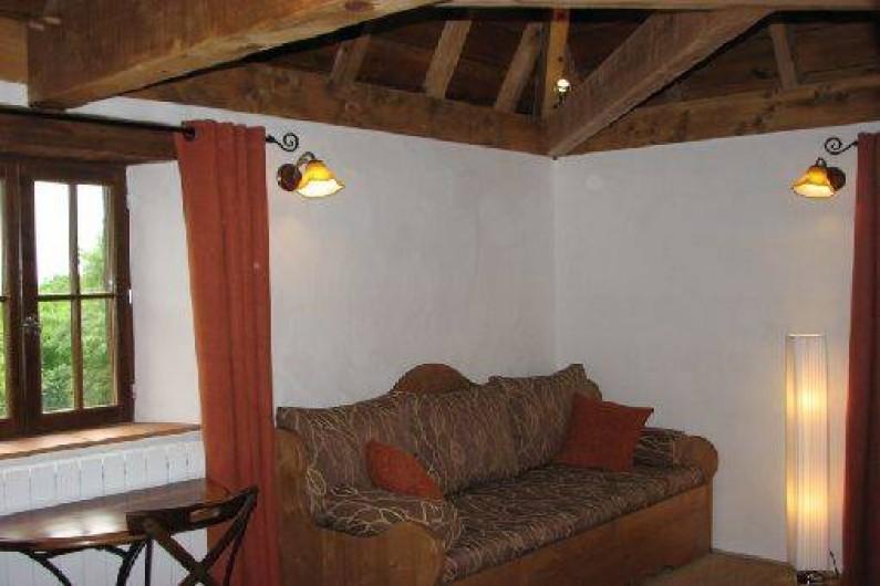 Location de vacances - Chambre d'hôtes à Saint-Pierre de Caubel - La chambre Tourterelle