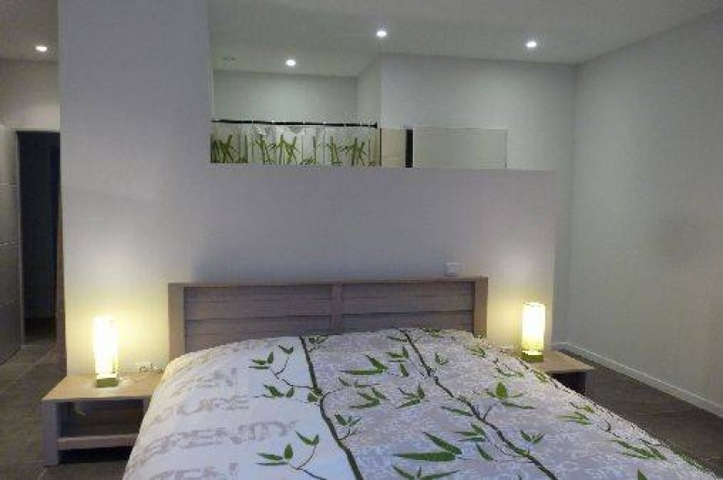 Location de vacances - Villa à Agay - chambre 2