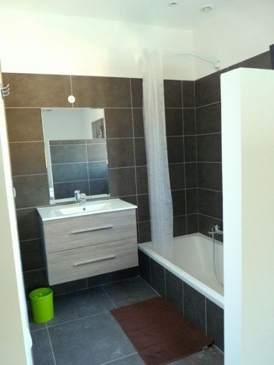 Location de vacances - Villa à Agay - salle de bains 3