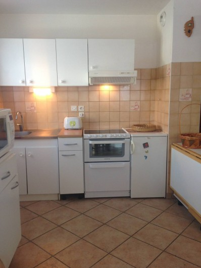 Location de vacances - Appartement à Saint-Véran