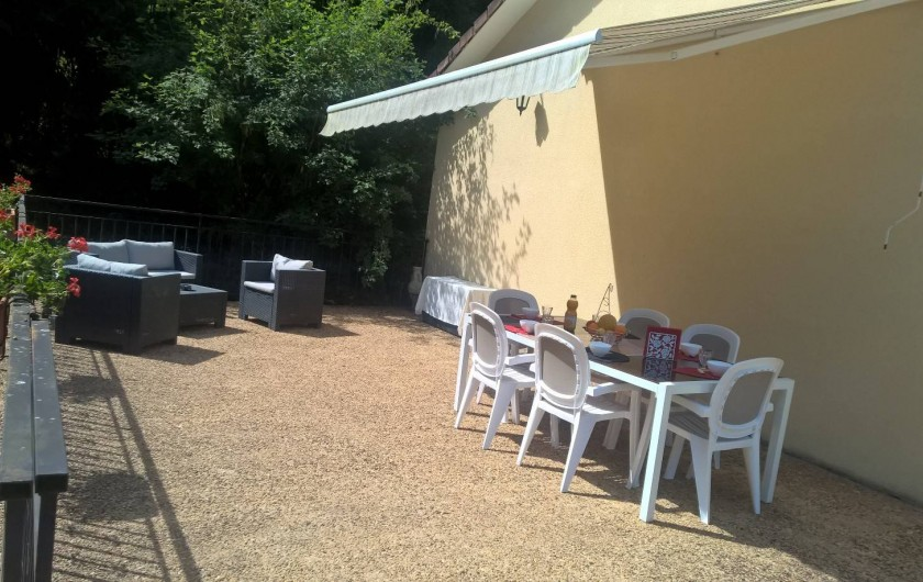 Location de vacances - Villa à Marquay - SALON DE REPOS