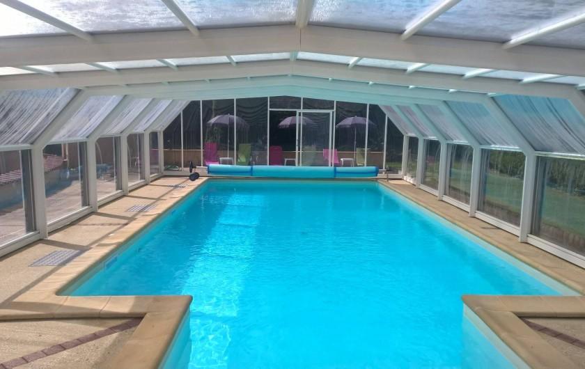 Location de vacances - Villa à Marquay - PISCINE CHAUFFEE