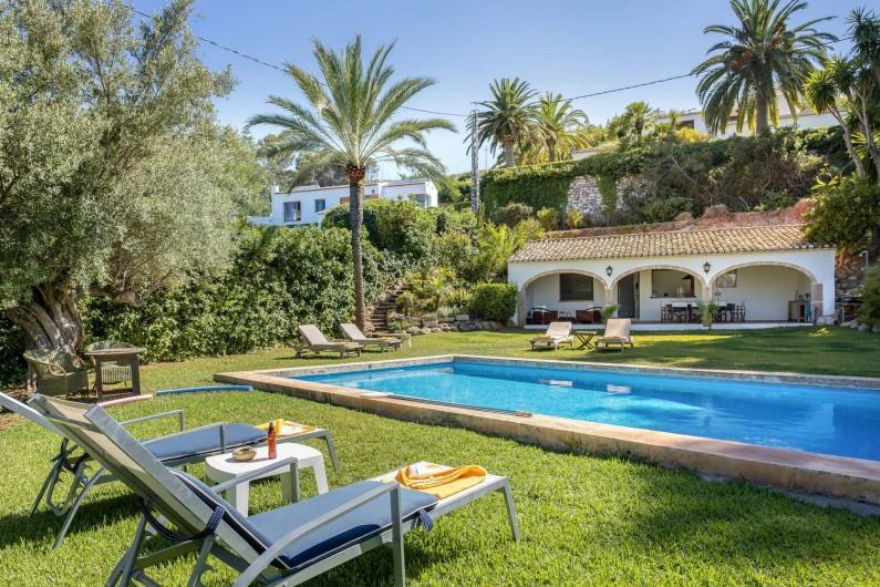 Location de vacances - Villa à Xàbia - DEPENDANCE