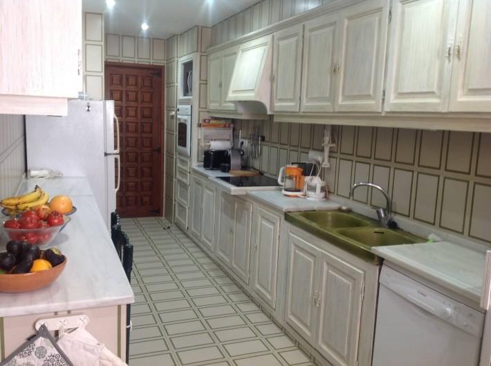 Location de vacances - Villa à Xàbia - CUISINE MAISON PRINCIPALE
