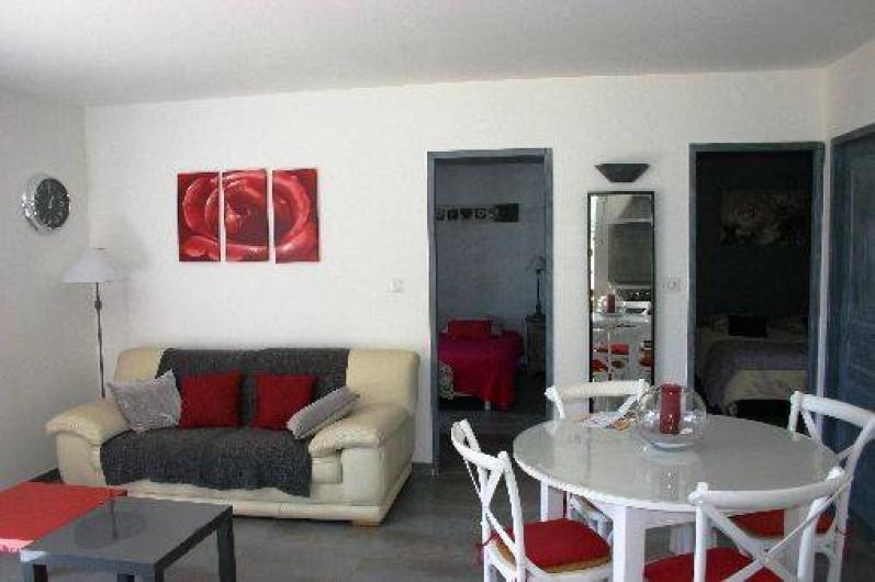 Location de vacances - Gîte à Draguignan - Pièce principale