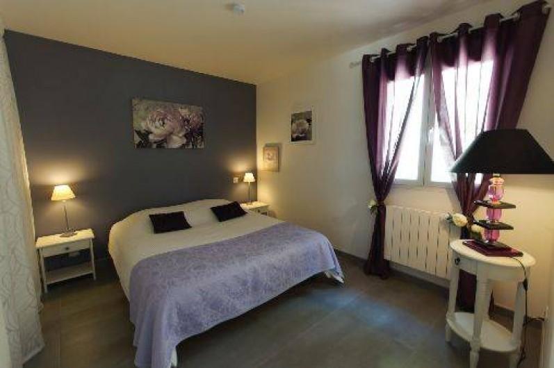 Location de vacances - Gîte à Draguignan - Chambre 1 Lit de 160 cm