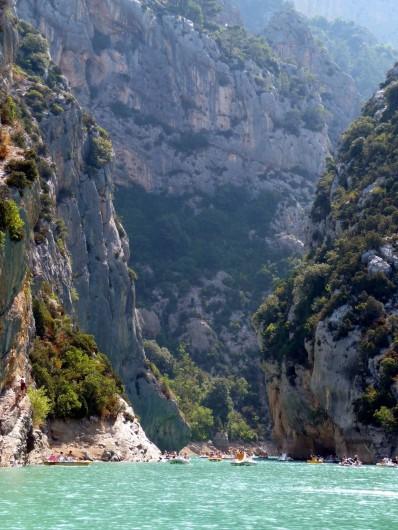 Location de vacances - Gîte à Draguignan - Les gorges du Verdon - 40 minutes
