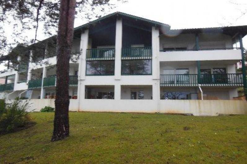 Location de vacances - Appartement à Bidart - Immeuble