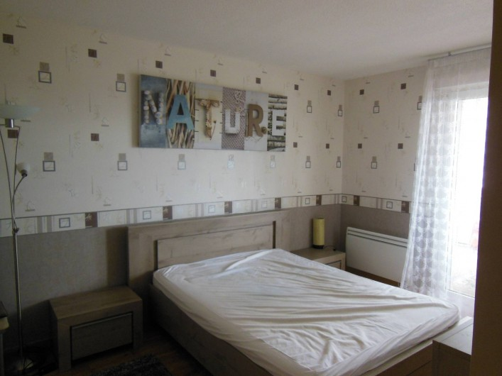Location de vacances - Appartement à Bidart - Chambre