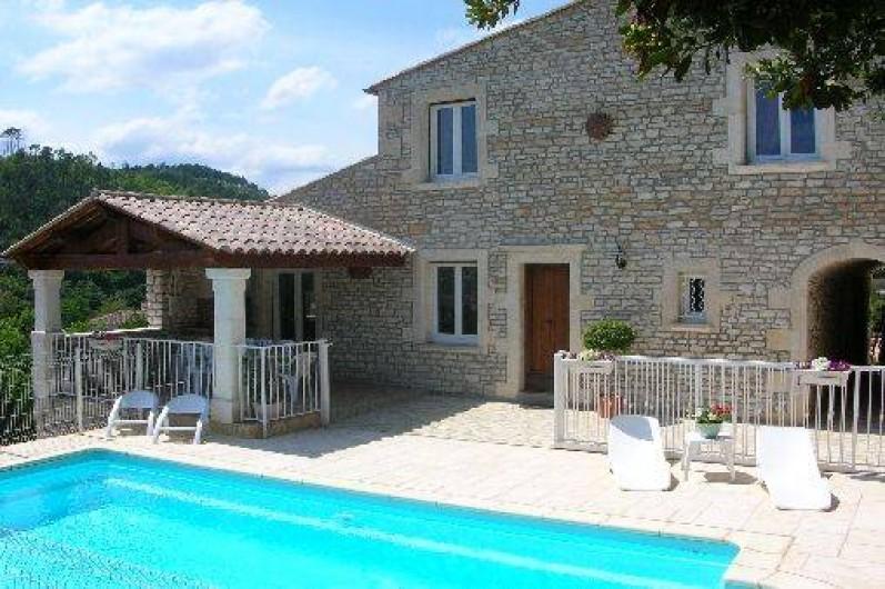 Location De Vacances   Villa à Saint Ambroix