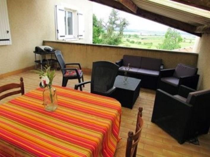 Location de vacances - Gîte à Mont-l'Étroit