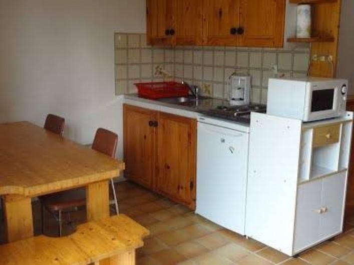 Location de vacances - Maison - Villa à Moustoir-Ac - Coin cuisine
