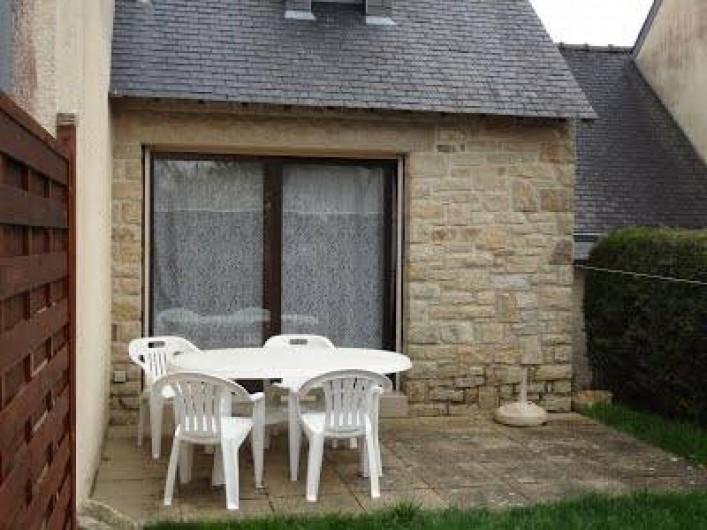 Location de vacances - Maison - Villa à Moustoir-Ac - La terrasse