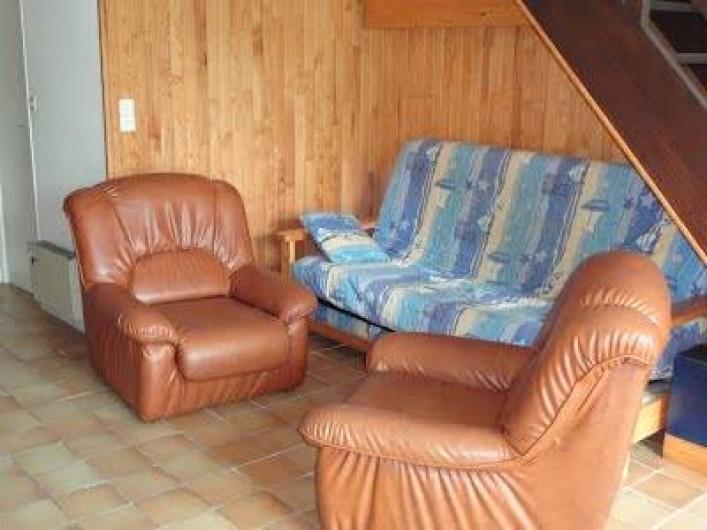 Location de vacances - Maison - Villa à Moustoir-Ac - Séjour