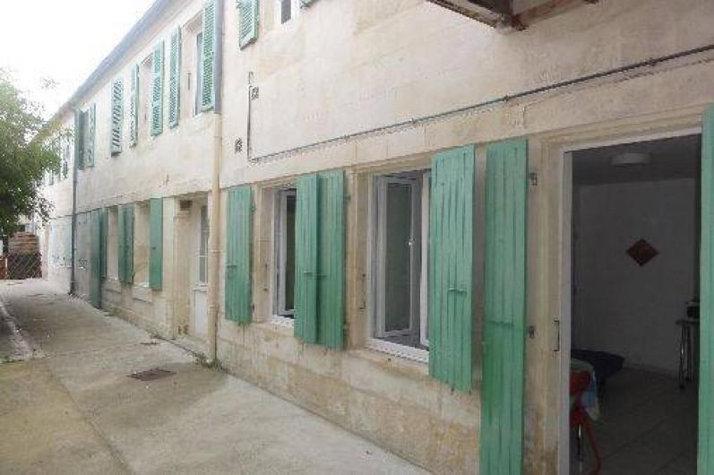 Location de vacances - Appartement à Rochefort