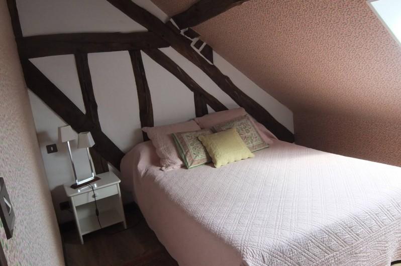 Location de vacances - Gîte à Souesmes - chambre lit double