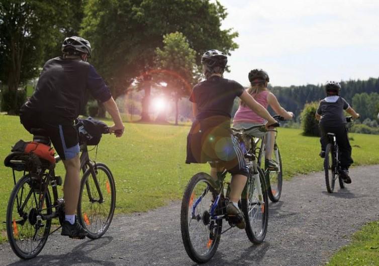 Location de vacances - Gîte à Anor - Axe vert accès direct du gite