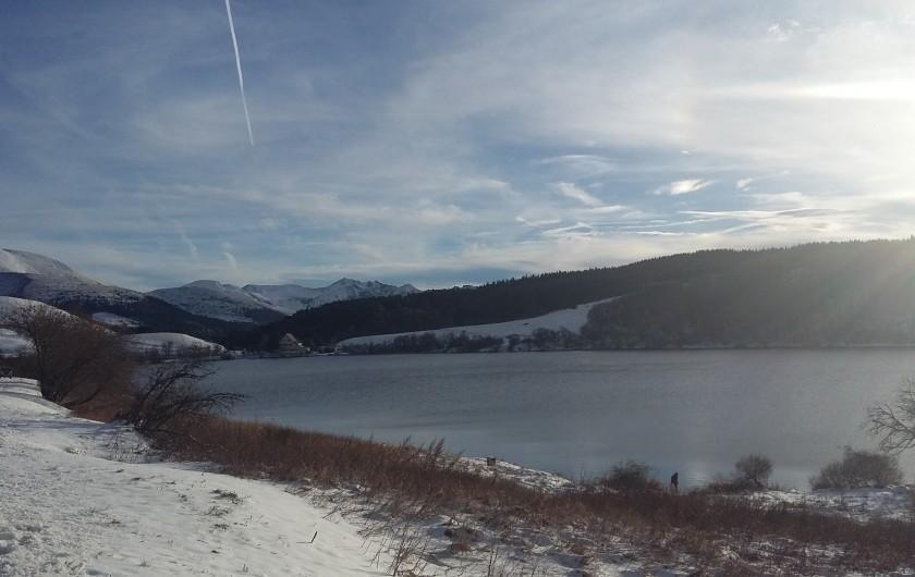 Location de vacances - Villa à Le Mont-Dore - lac du guéry