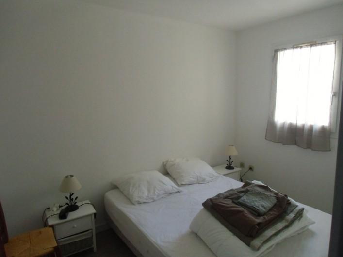 Location de vacances - Appartement à Sète - Chambre