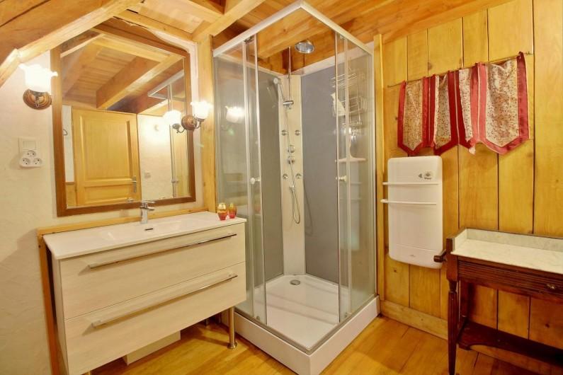 Location de vacances - Gîte à Gavarnie-Gèdre - Salle de bain