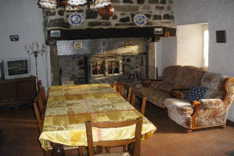 Location de vacances - Gîte à Saint-Julien-du-Pinet