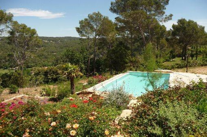 Location de vacances - Villa à Entrecasteaux