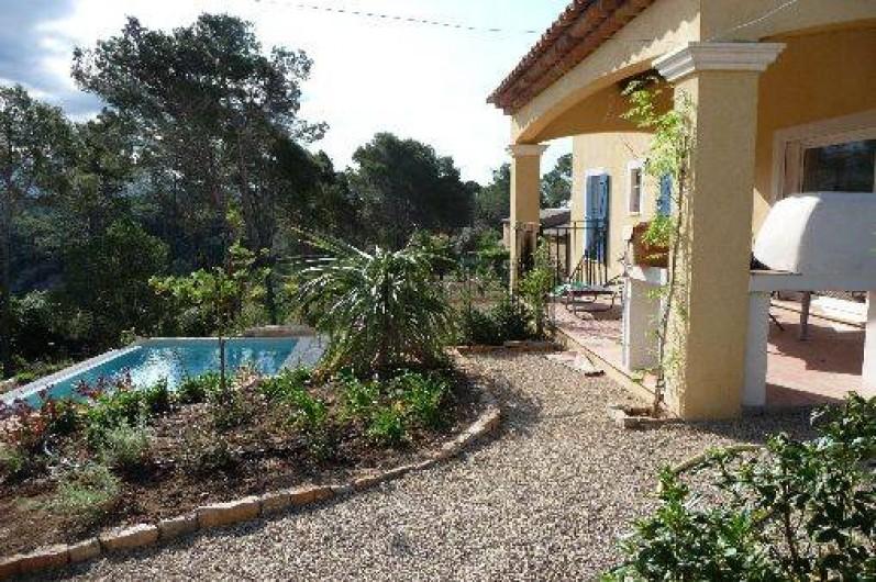 Location Villa Entrecasteaux Piscine  Chambres
